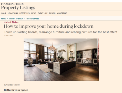 The Financial Times, April 2020